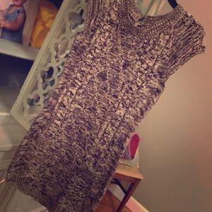 Adorable sweater dress!